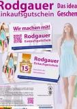04.04.2016 - Der Rodgauer Einkaufsgutschein