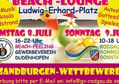 Rodgauer Sommer Sonntag Dudenhofen 2017