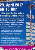 29.04.2017 - 7. Maibaum aufstellen Dudenhofen