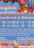 6.10+7.10.2018 - Rodgauer Herbstmarkt à la Sauerkraut und Eppelwoi