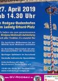 27.04.2019 - 9. Maibaum aufstellen Rodgau