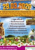 29.03.2020 - Rodgauer Frühlingsfest in Jügesheim