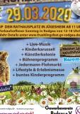 Abgesagt - 29.03.2020 - Rodgauer Frühlingsfest in Jügesheim