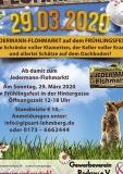 Abgesagt - 29.03.2020 - Jedermann-Flohmarkt Rodgau