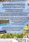"""Osteraktion """"Gewinnspiel und Mal-Aktion"""" 2020"""