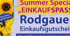 01.07.2019 -  Summer Special EinkaufSPASS