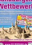2. Sandburgen Wettbewerb Rodgau 2017