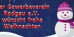 13.12.2019 Frohe Weihnachten in Rodgau